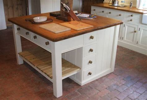 kitchen units island with inset ceramic sink innovative