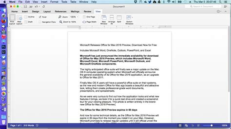 Microsoft Office For Mac Free by Archives Databaseload