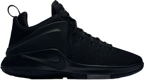black nike basketball shoes shoes at marshalls black