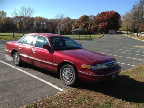 how to sell used cars 1995 ford crown victoria spare parts catalogs sell used 1995 ford crown victoria in united states