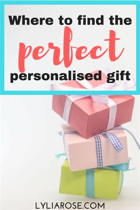 find her the perfect personalised christmas gift at