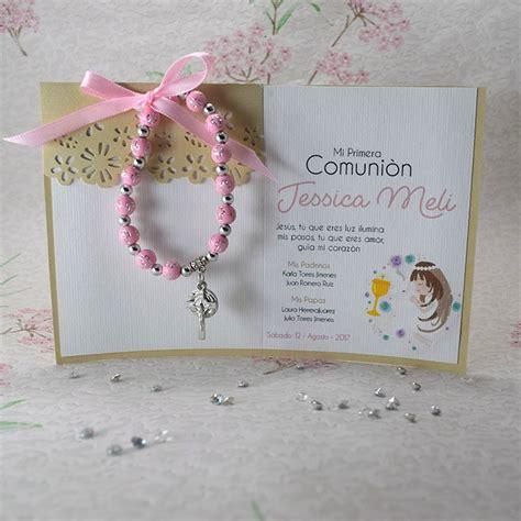 recuerdo primera comunion ni 241 a primeras comuniones communion baptism recuerdo para primera comuni 243 n decenario quot floral quot ondine collection