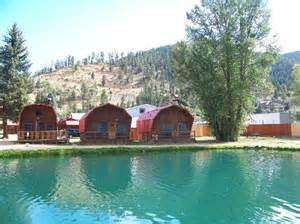 more cabins at the gorgeous views picture of