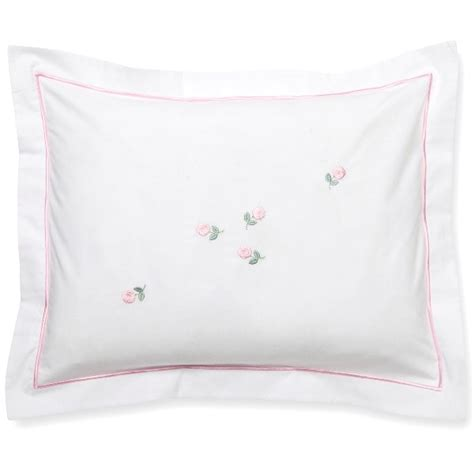 Boudoir Pillow Cover dg81 rbpk baby boudoir pillow cover pink satin stitch