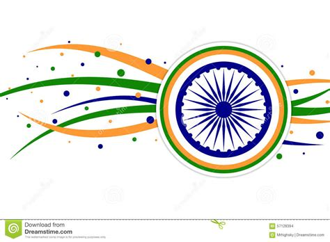 banner design rates in india indian flag themed banner design stock vector