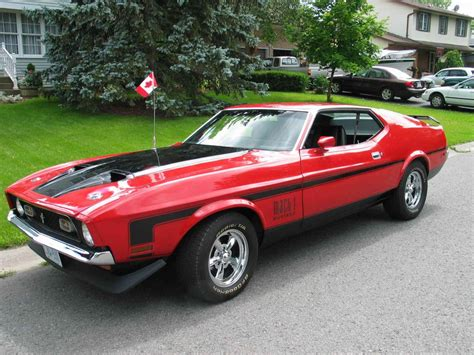 mustang forums canada 1971 ford mustang mach 1 27 500 canadian mustang