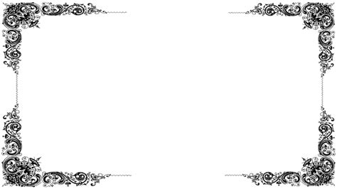 border picture frame victorian  image  pixabay