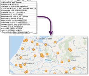 learning to use world geocoder for arcgis | geomarvel