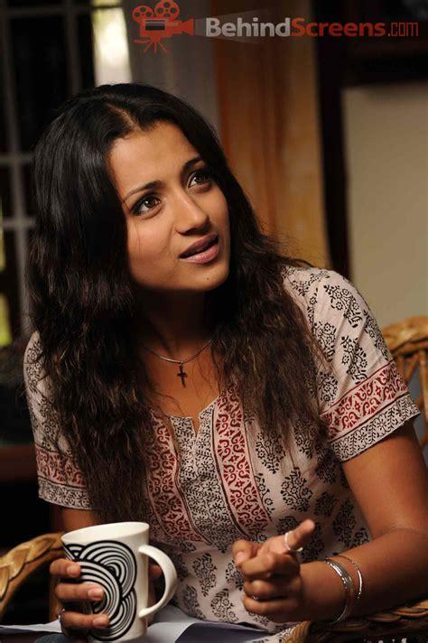 trisha hair in vtv the gallery for gt vinnaithandi varuvaya trisha