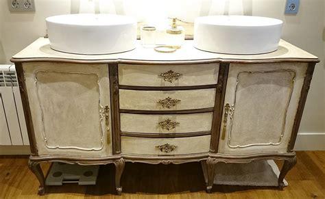 muebles estilo luis xv mueble de ba 241 o vintage estilo luis xv tienda de