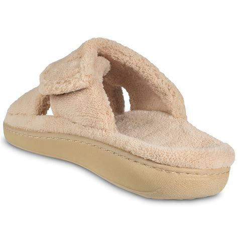 Planters Fasciitis Slippers by The Plantar Fasciitis S Spa Slippers Hammacher