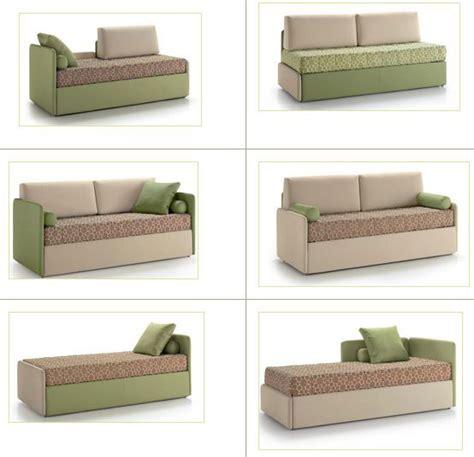 divani letto con letto estraibile letto singolo con letto estraibile la casa econaturale