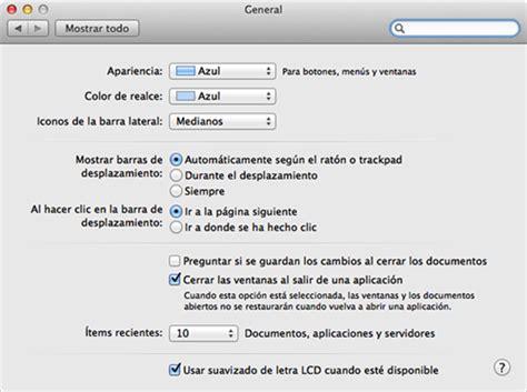 cambiar barra superior mac principios b 225 sicos del mac c 243 mo modificar ventanas