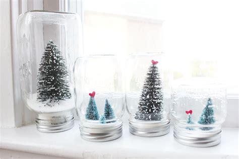 Handmade Snow Globe - pretty things potty mouths handmade snow globes