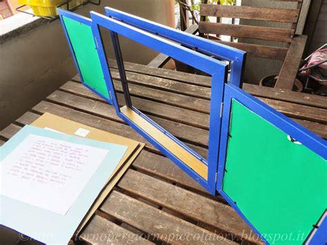 costruire cornici costruire un kamishibai con le cornici b 225 b puppet