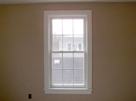 modern window casing new construction door trim paint and window trim master