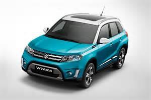 Suzuki Vitara Escudo Photos Suzuki Vitara Escudo Mk4 Iv 2016 From Article Cost
