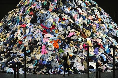 How To Purge Your Closet by Clothes As Bodies The Art Of Christian Boltanski