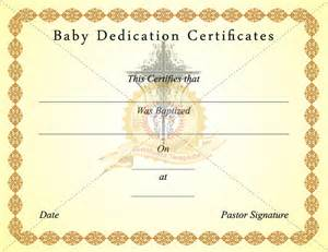 Baby Certificate Template search results for baptism certificate template free