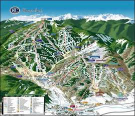 beaver creek ski resort map