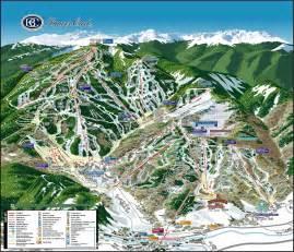 beaver creek colorado map beaver creek ski resort map