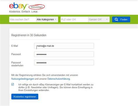 login vergessen ebay kleinanzeigen login hier gibt s schnelle hilfe