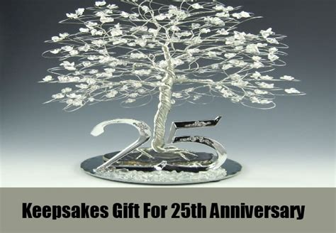 25th wedding anniversary gift ideas 25th anniversary gifts ideas for parents bash corner