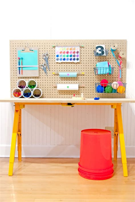 diy crafting 25 creative diy projects to make a craft table i creative ideas