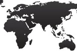 Vector Map Of The World by Pics Photos World Map Vector Outline