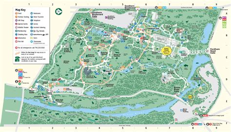 Bronx Botanical Garden Directions New York City What To See