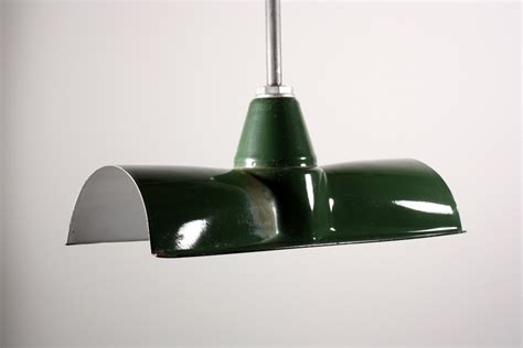 Matching Light Fixtures Three Matching Antique Green Enamel Porcelain Industrial Light Fixtures Nc797 For Sale
