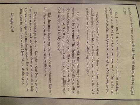 Parent Letter Of Affirmation Fitness
