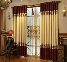 Image result for sheer curtains