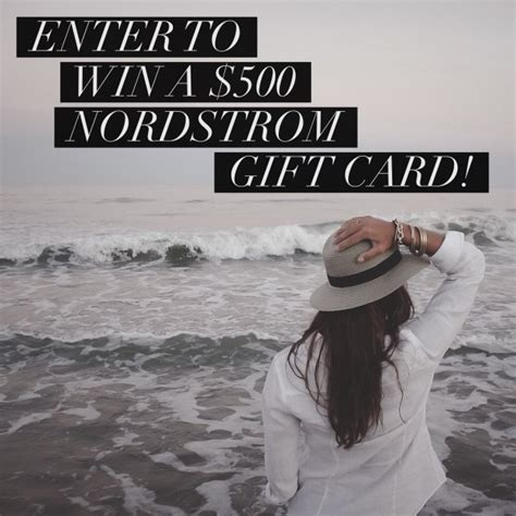 Sell Nordstrom Gift Card - 500 nordstrom gift card giveaway ends 3 28 mommies with cents