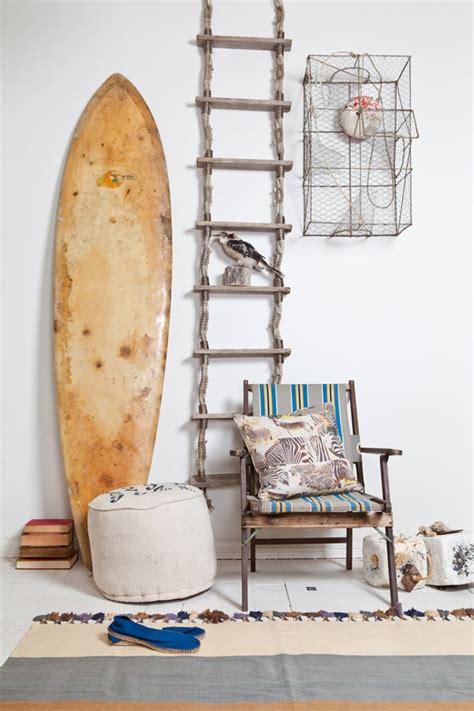 Surfboard Home Decor by Met Een Surfboard Als Woondecoratie Lijkt Het Strand Op