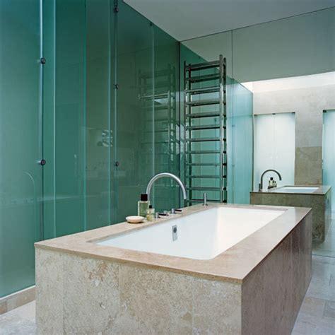 Glass Bathrooms by Glass Bathroom Walls