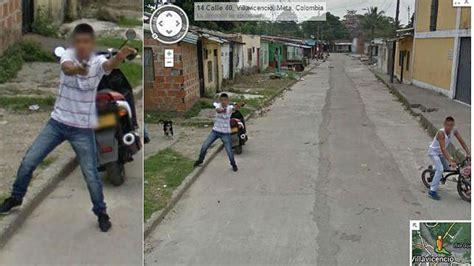 imagenes antiguas street view google street view debuta en colombia con im 225 genes