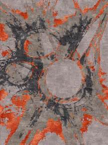 Orange Modern Rug by 25 Best Ideas About Orange Rugs On