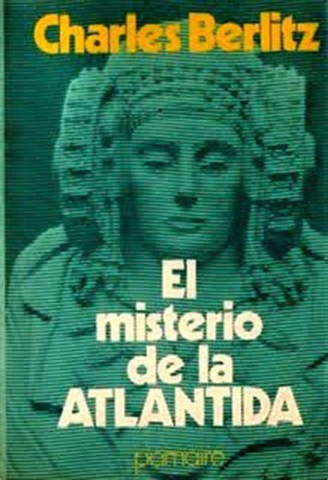 critias o de la atlantida edition books el misterio de la atl 225 ntida charles berlitz freelibros