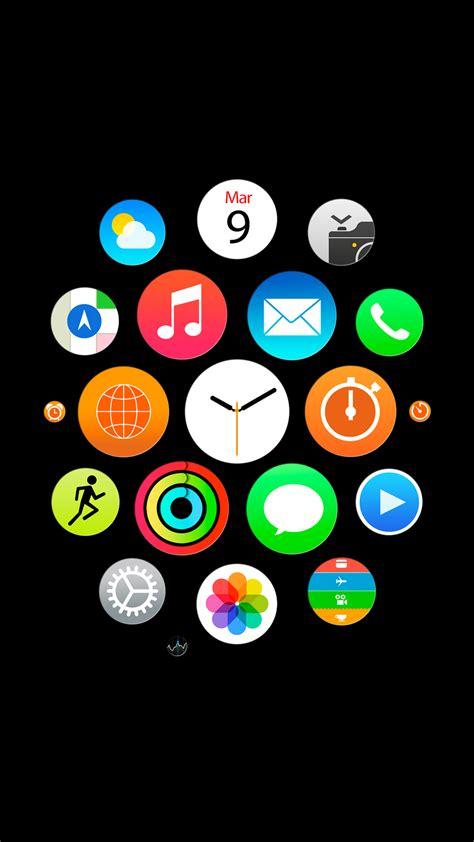 apple  app icons wallpapers  iphone ipad  desktop