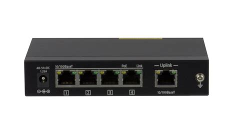 4 network switch int ipsw1104 intelix 4 network switch with uplink