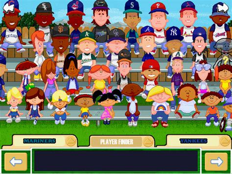 backyard baseball video game backyard baseball 2001 screenshots for windows mobygames
