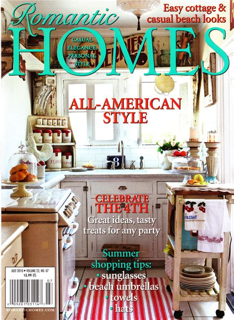 house magazine featured in romantic home magazine european garden design