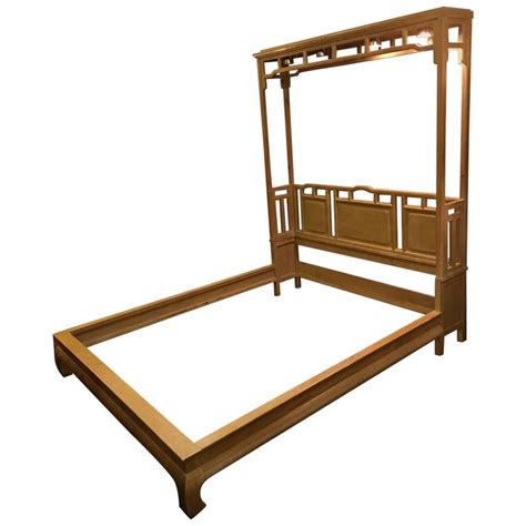 chinese bed frame asian themed century bed frame for sale at 1stdibs