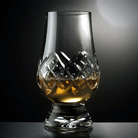 whiskey barware the glencairn official cut crystal whisky glass set of 2 glassware uk glassware