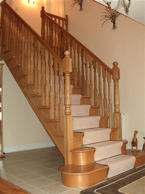 oak stairs pictures oak stair parts gallery shawstairs ltd