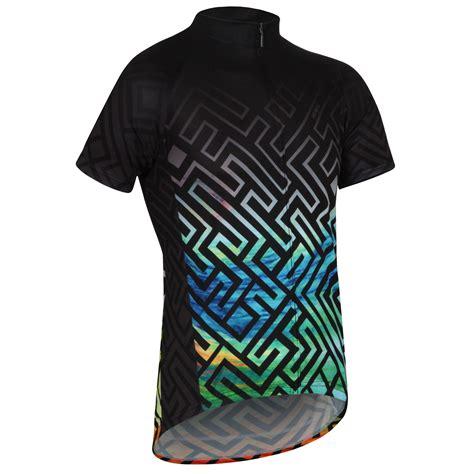 Jersey Multi Sport Ukraina Home Large wiggle primal labrynth sport cut jersey sleeve