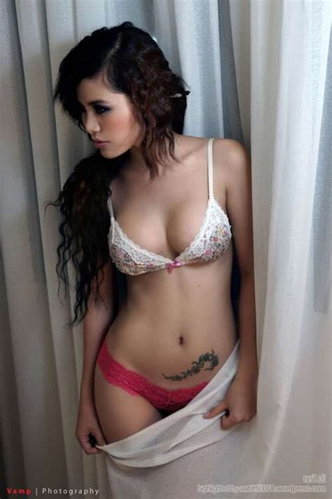 japanese tattoo underwear asian hotties picasso s lingerie pinterest asian
