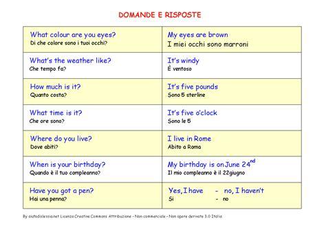 testo inglese con domande primi passi con l inglese schede didattiche