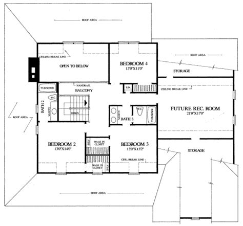 country style floor plans country style house plan 4 beds 3 50 baths 2910 sq ft plan 137 216